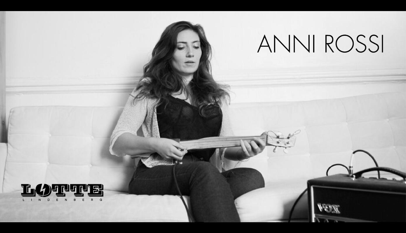 Preview: ANNI ROSSI (US)