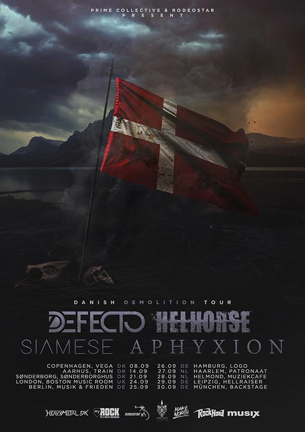 Preview: DEFECTO - HELHORSE