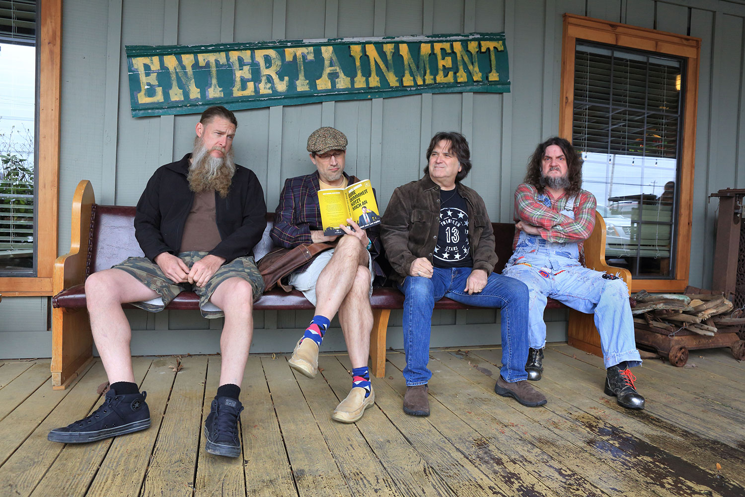 Preview: HAYSEED DIXIE