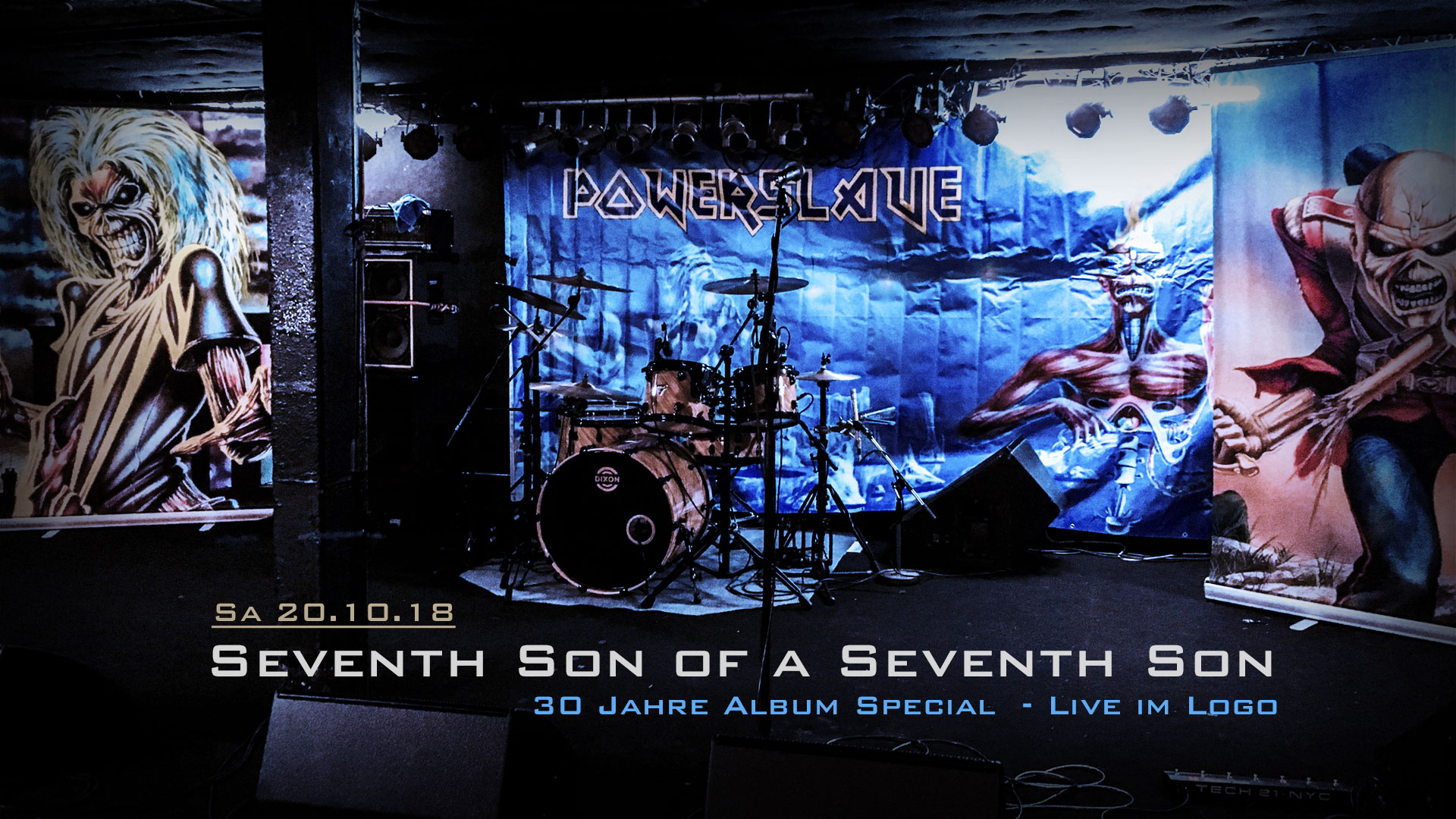 Preview: POWERSLAVE