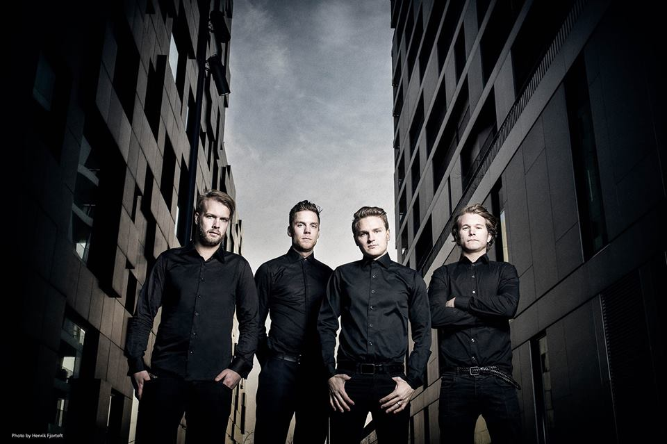 Preview: LEPROUS & AGENT FRESCO