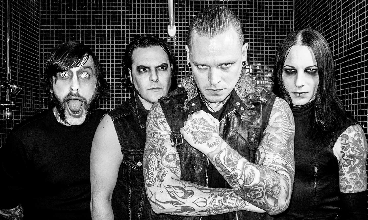 Preview: COMBICHRIST - WEDNESDAY 13