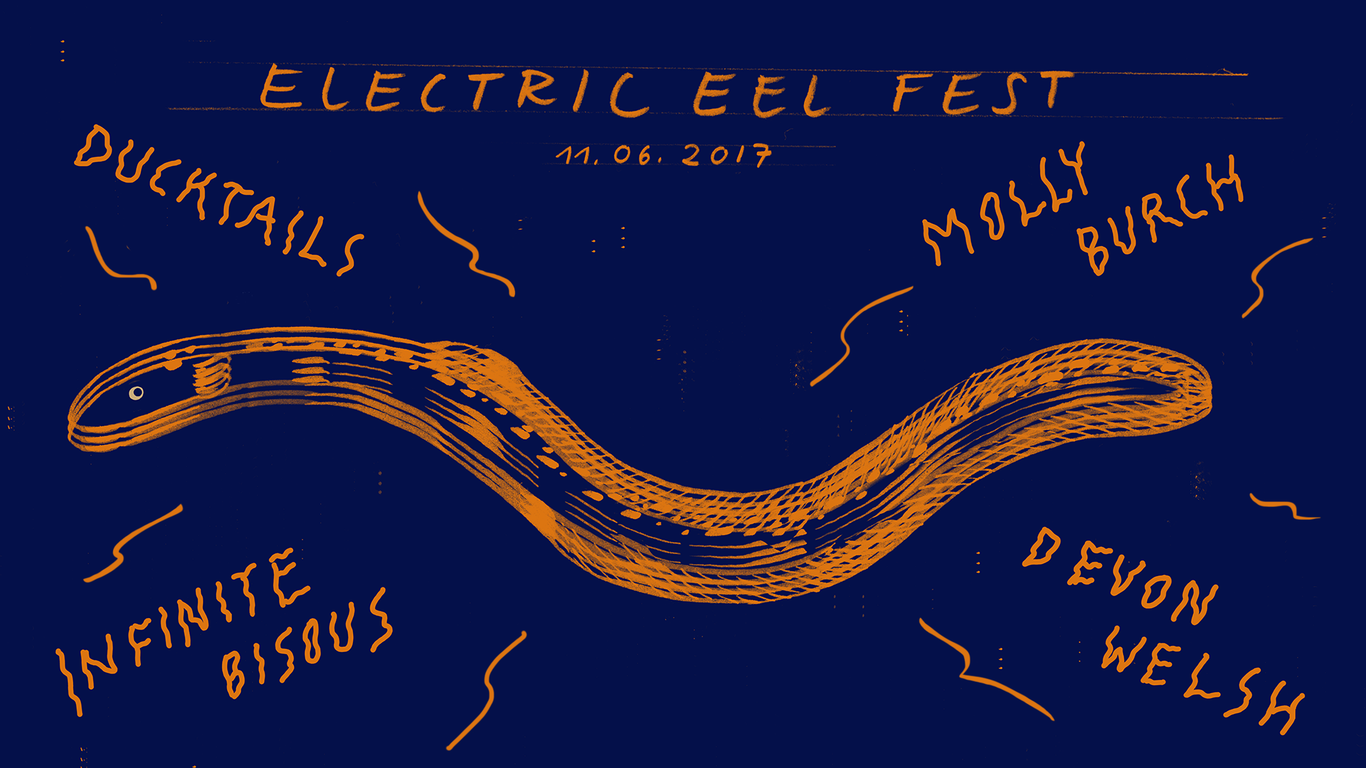 Preview: ELECTRIC EEL FEST