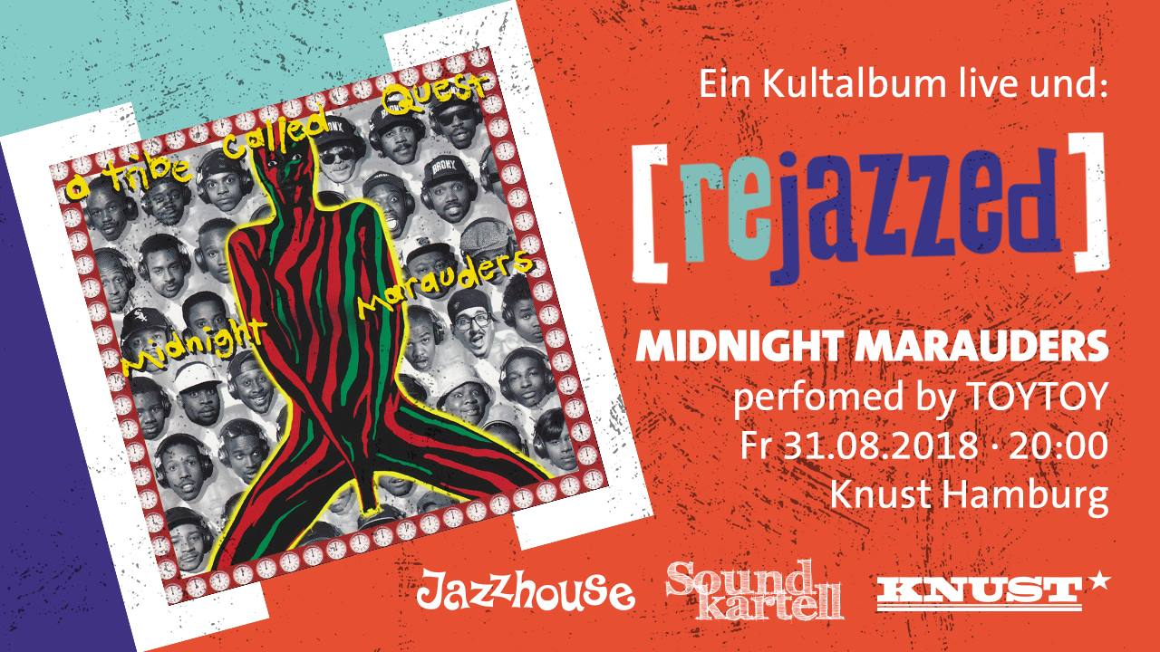 Preview: MIDNIGHT MARAUDERS [rejazzed]