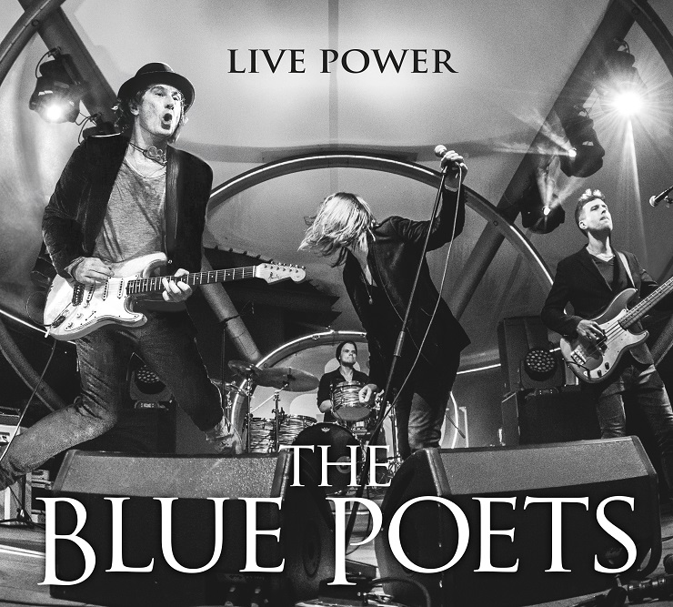 Preview: THE BLUE POETS feat. Marcus Deml