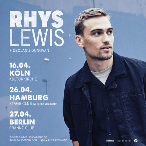 Preview: RHYS LEWIS