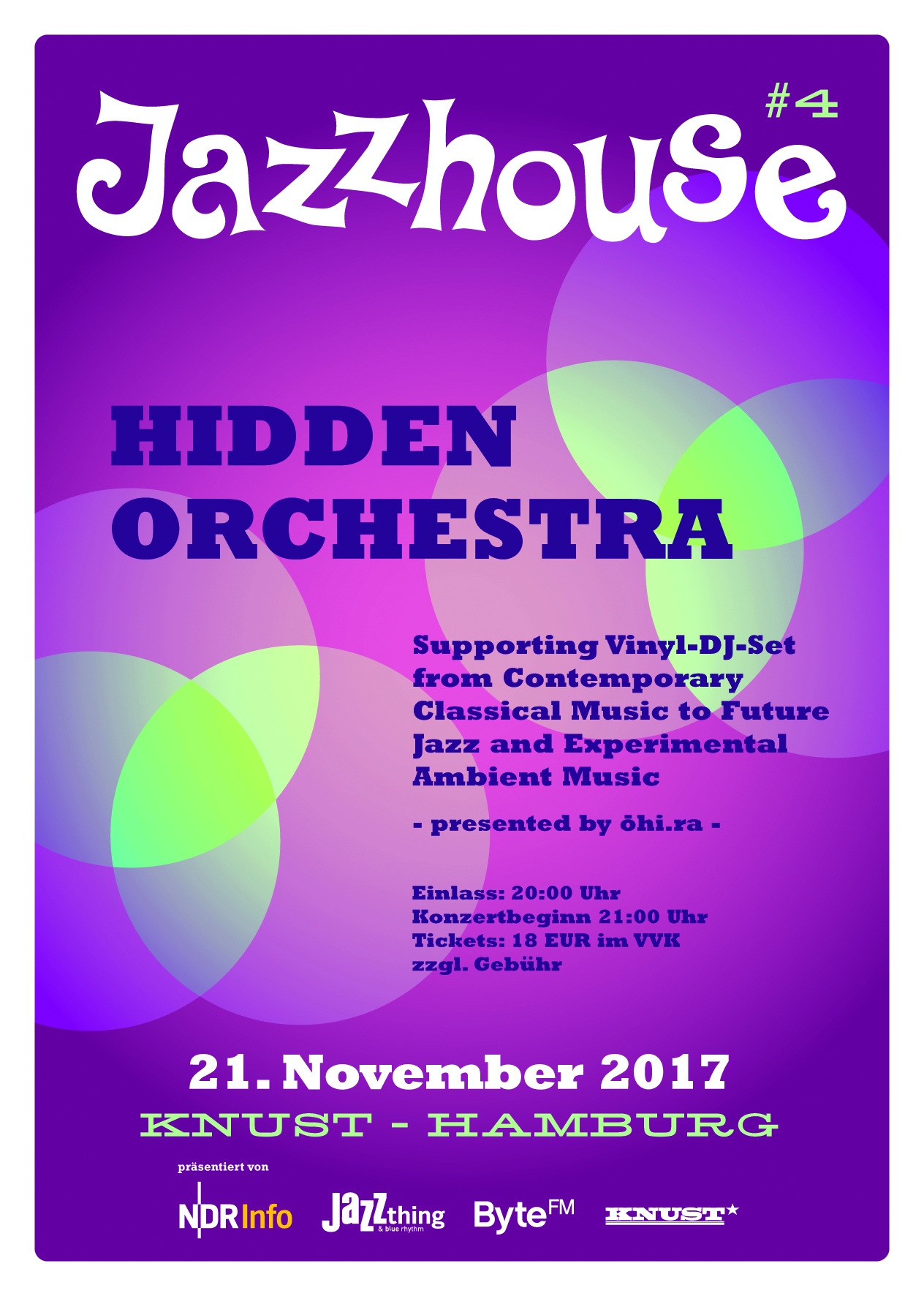 Preview: HIDDEN ORCHESTRA