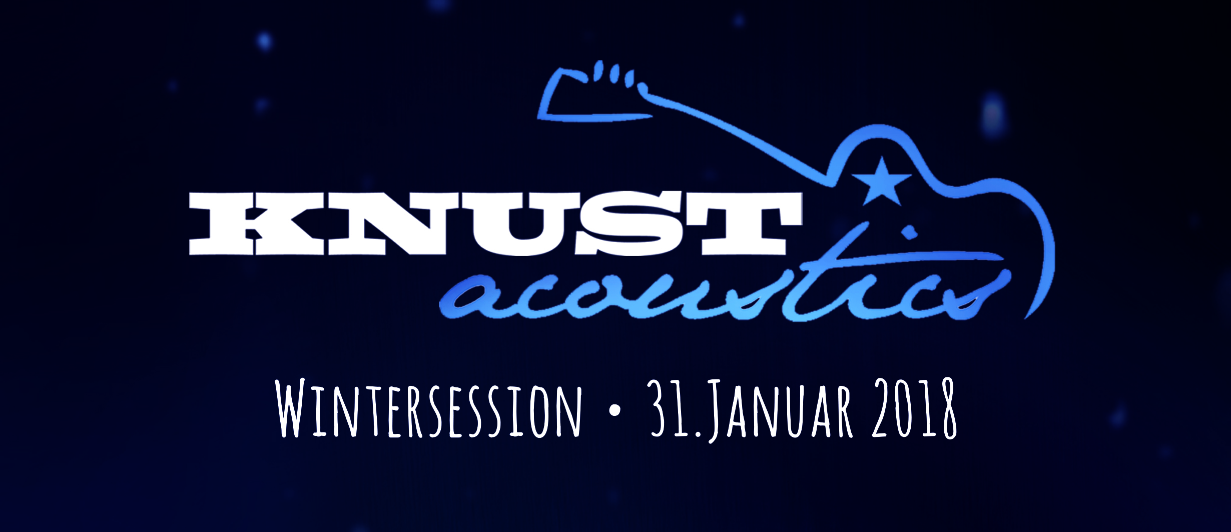 Preview: KNUST ACOUSTICS WINTERSESSION 2018