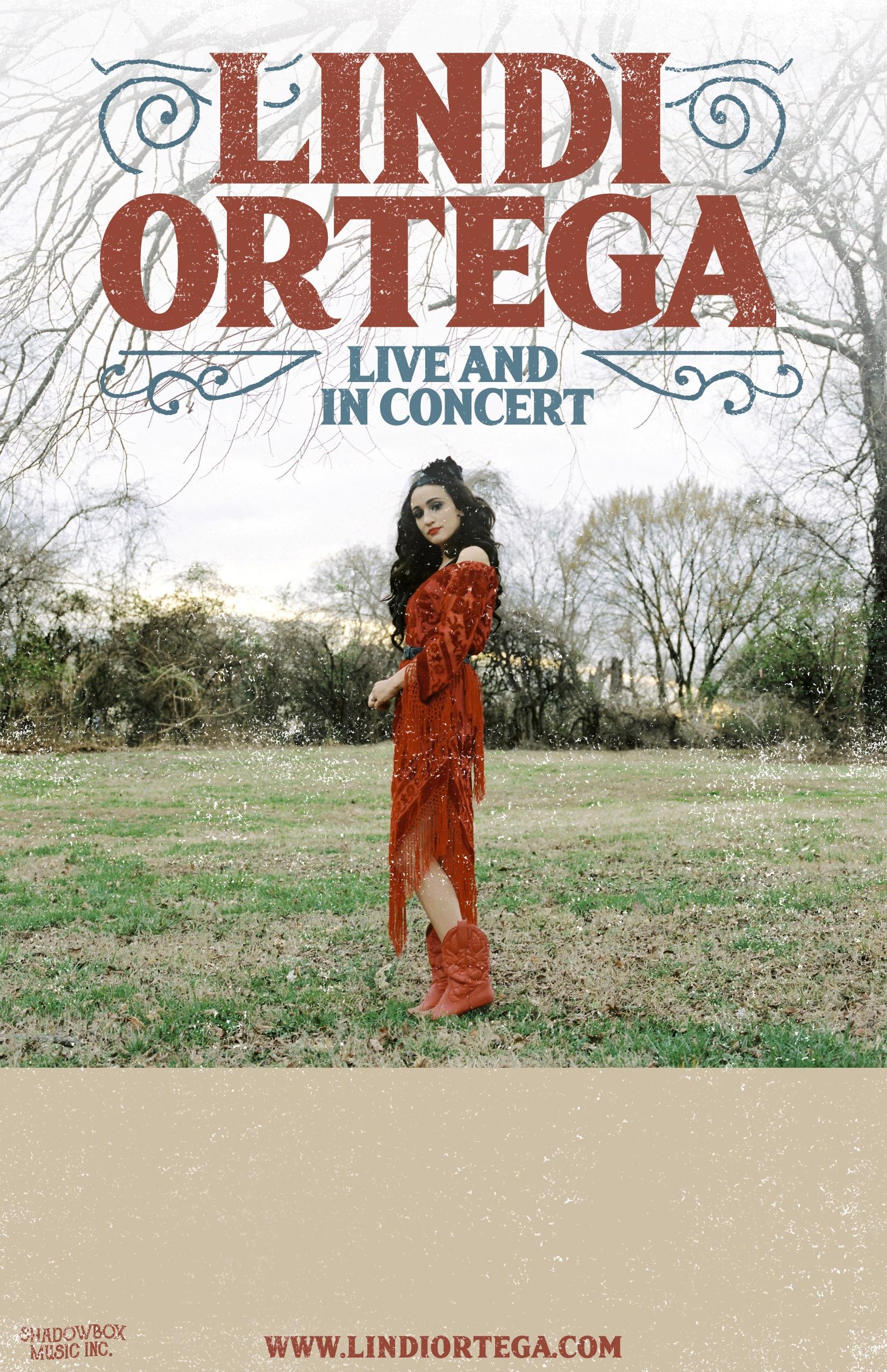Preview: LINDI ORTEGA