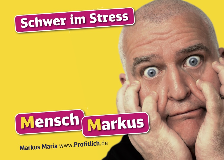 Preview: MARKUS MARIA PROFITLICH