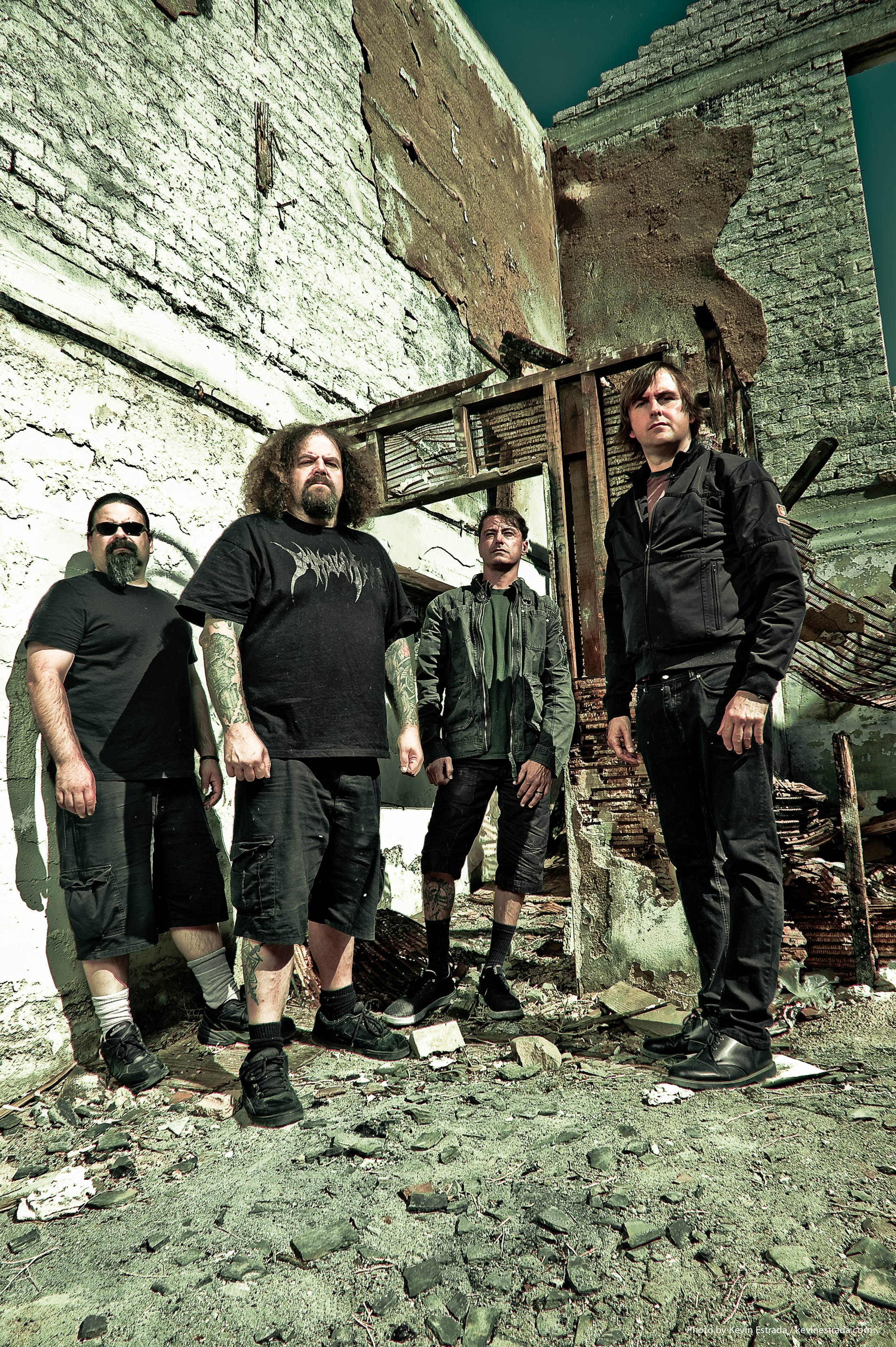 Preview: NAPALM DEATH