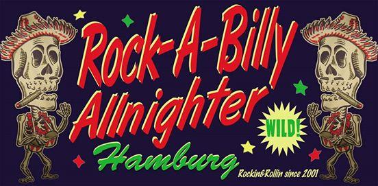 Preview: 25th ROCKABILLY ALLNIGHTER HAMBURG