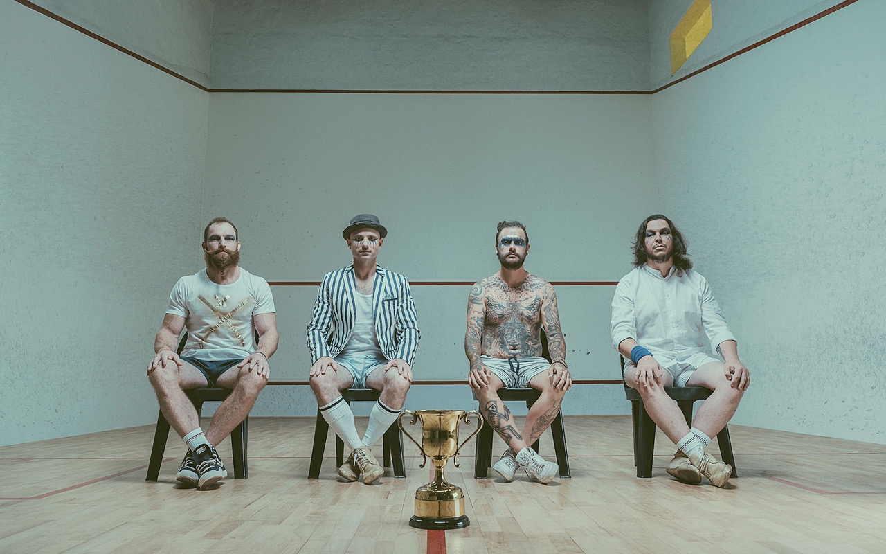 Preview: THE PARLOTONES