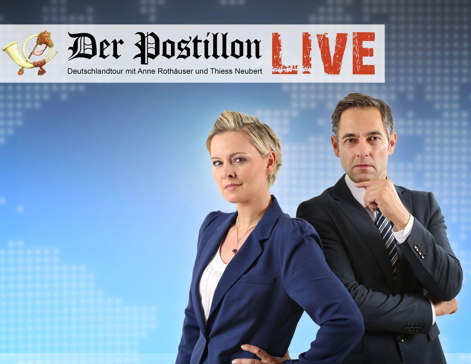 Preview: Der Postillon - LIVE