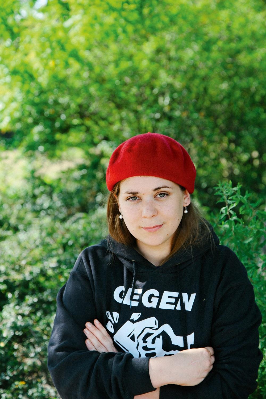 Preview: Stefanie Sargnagel