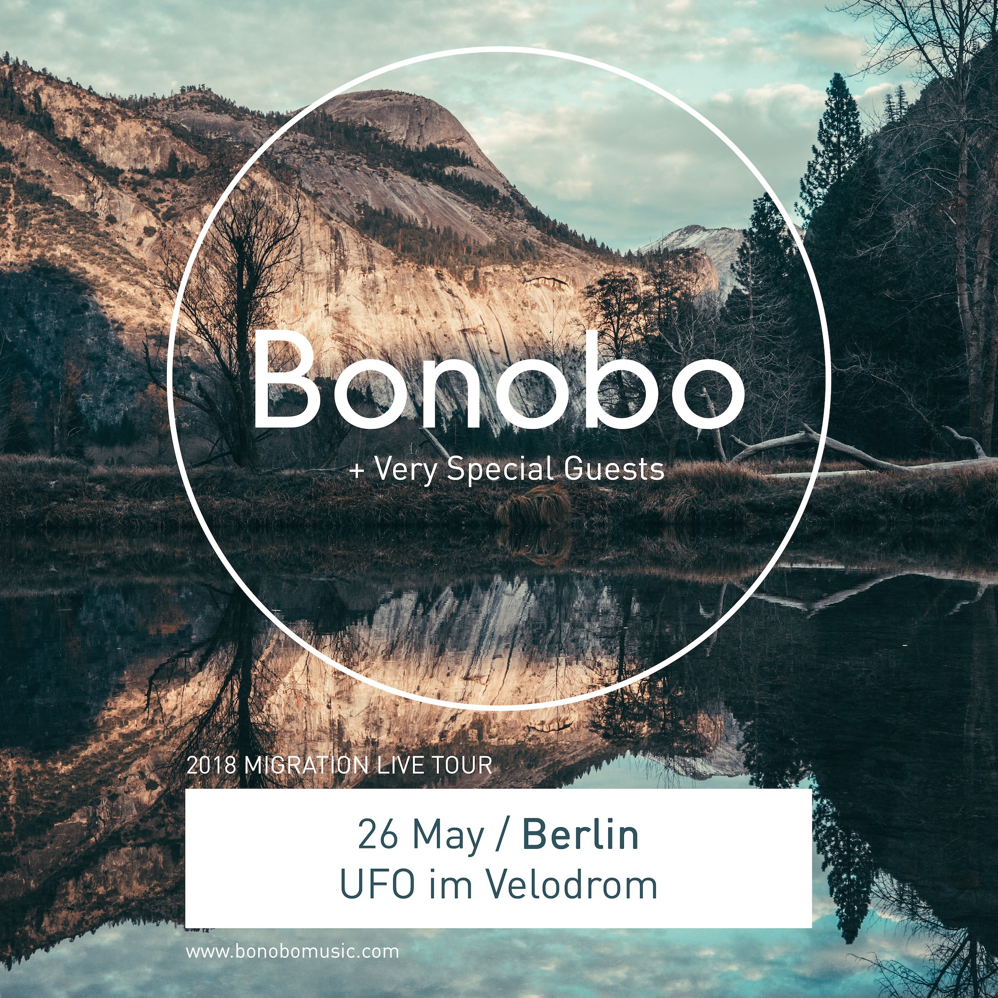 Preview: BONOBO + Very Special Guests