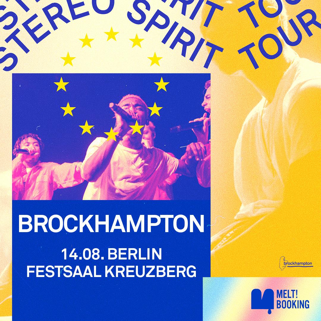 Preview: BROCKHAMPTON