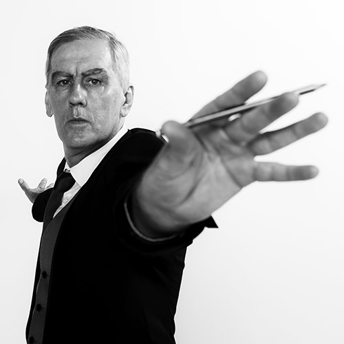 Preview: Robert Forster