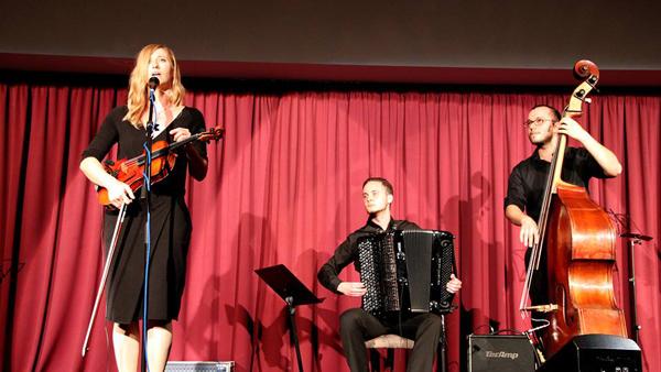 Preview: Magda Brudzinska Klezmer Trio