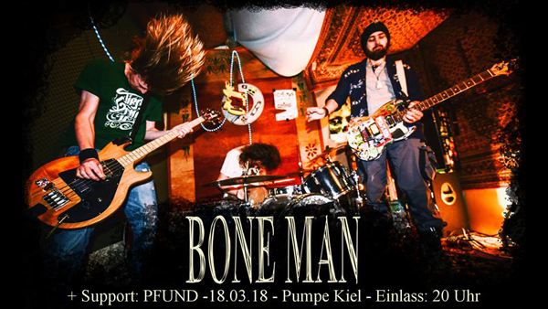 Preview: BONEMAN & PFUND