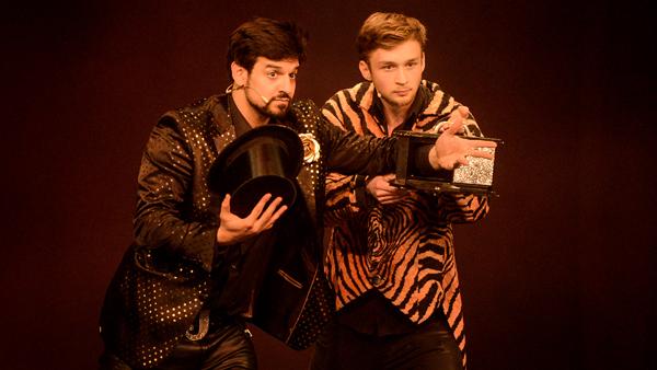 Preview: Siegfried & Joy – Zaubershow