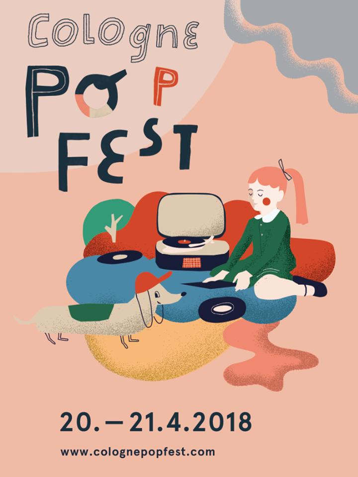 Preview: Cologne Popfest 2018