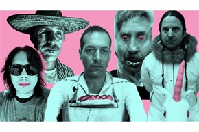 Image of Hot Snakes