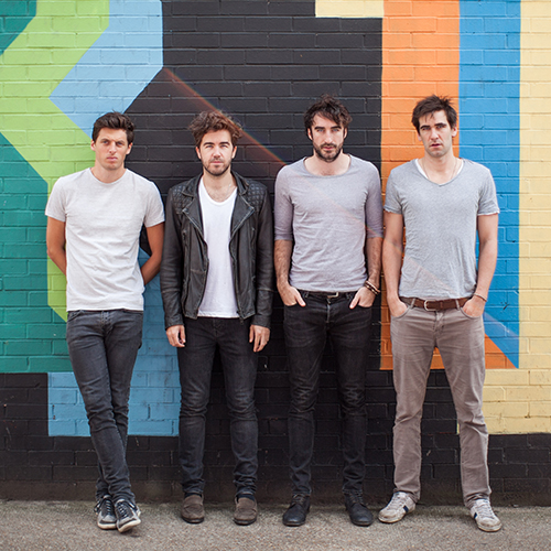 Image of The Coronas