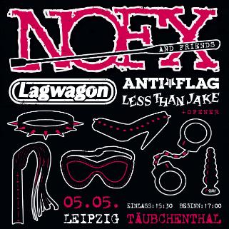 Preview: NOFX & Friends - Open Air