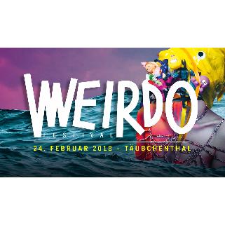 Preview: Weirdo Festival 2018