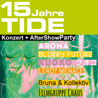 Preview: 15 Jahre TIDE