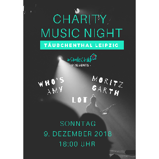 Preview: Charity Music Night #1