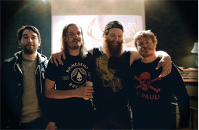 Image of Dan Webb and The Spiders