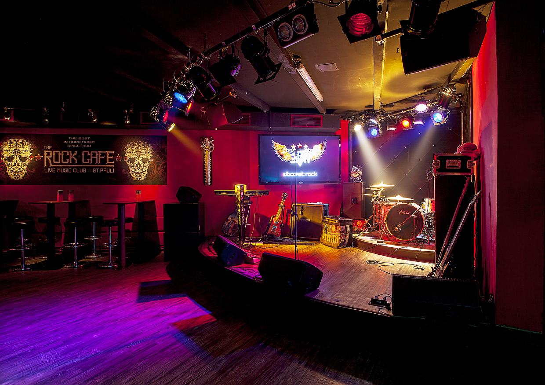 Image of The Rock Cafe St.Pauli
