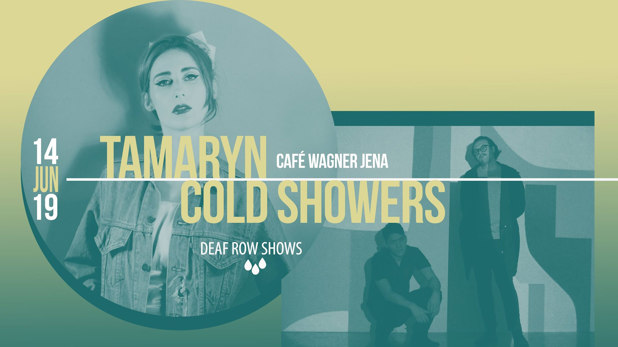 Preview: Tamaryn + Cold Showers