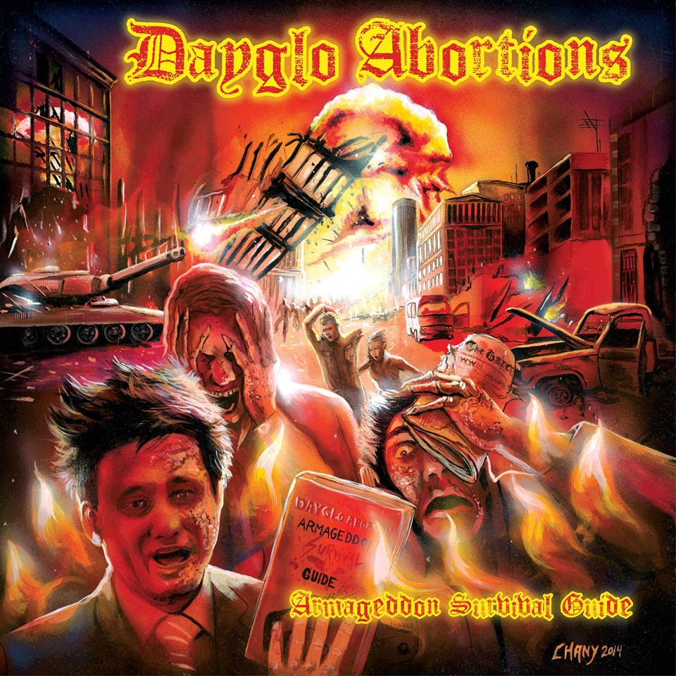 Preview: Dayglo Abortions