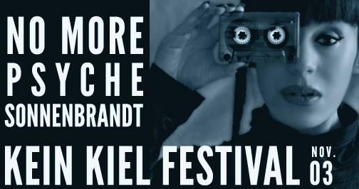 Preview: KEIN KIEL Festival 2018