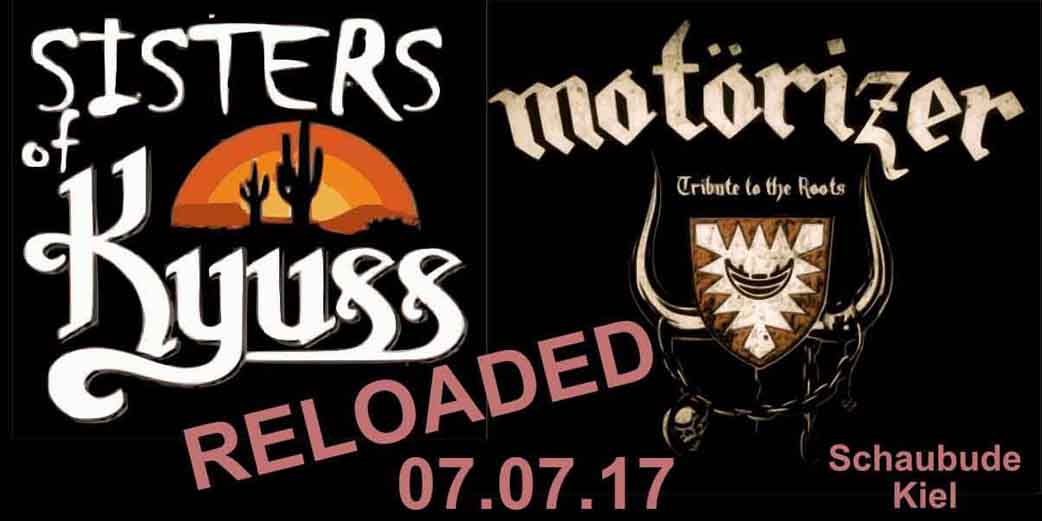 Preview: Motörizer + Sisters of Kyuss (A Trib