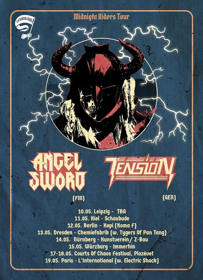 Preview: Angel Sword + Tension