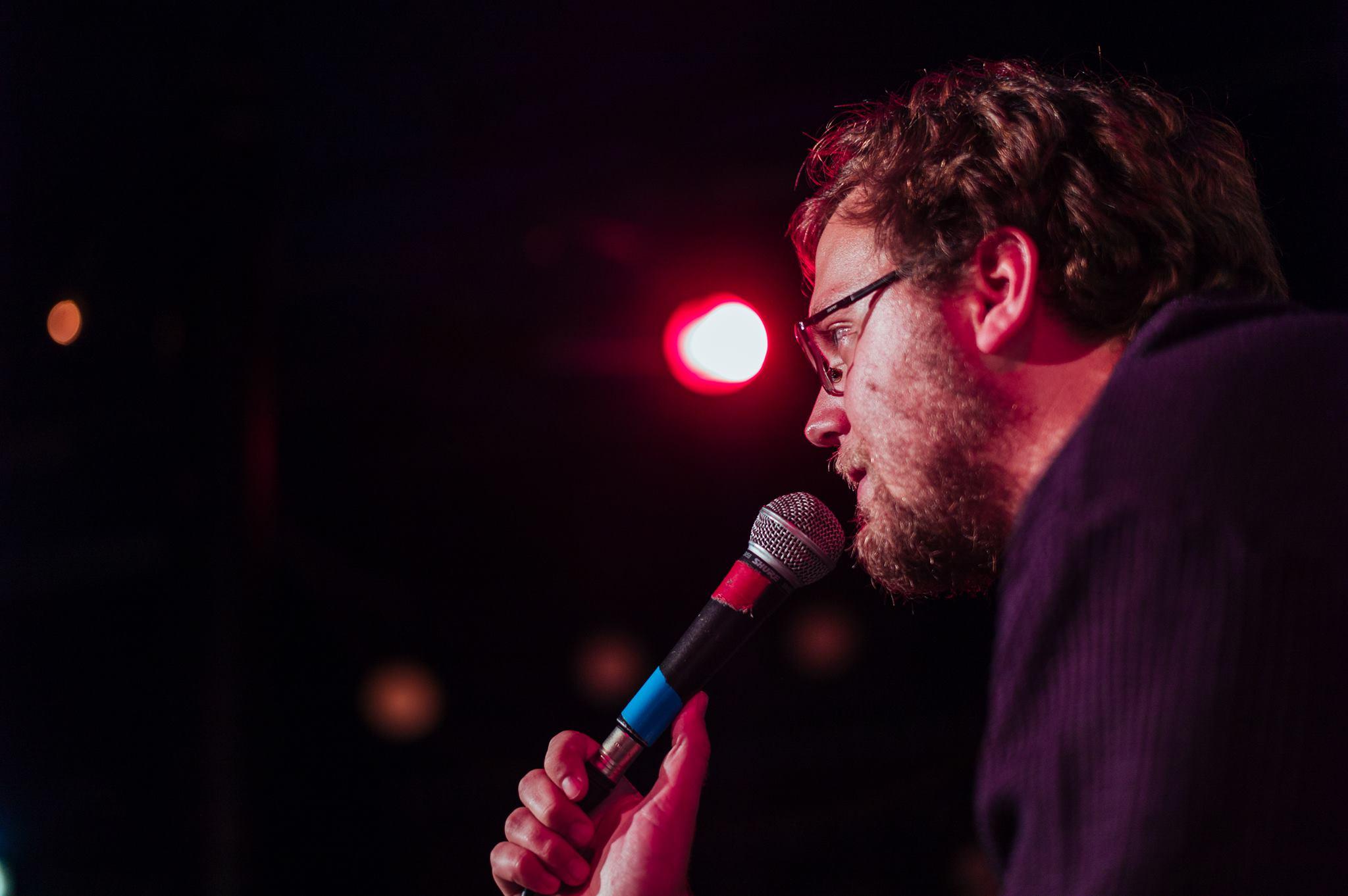 Preview: Slambude - Poetry Slam in der Schaub