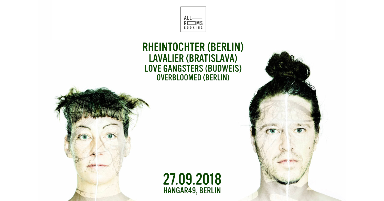 Preview: Rheintochter & 3 Supports