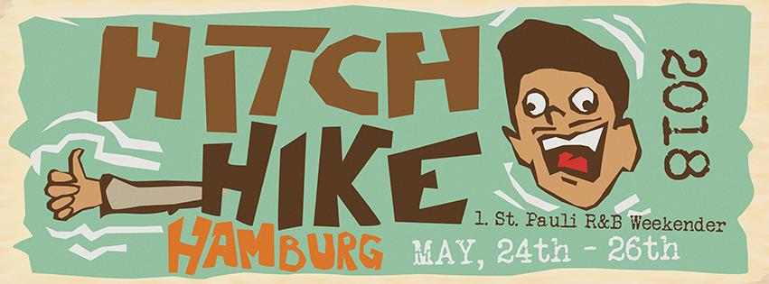 Preview: HITCH HIKE HAMBURG - MOLOTOW