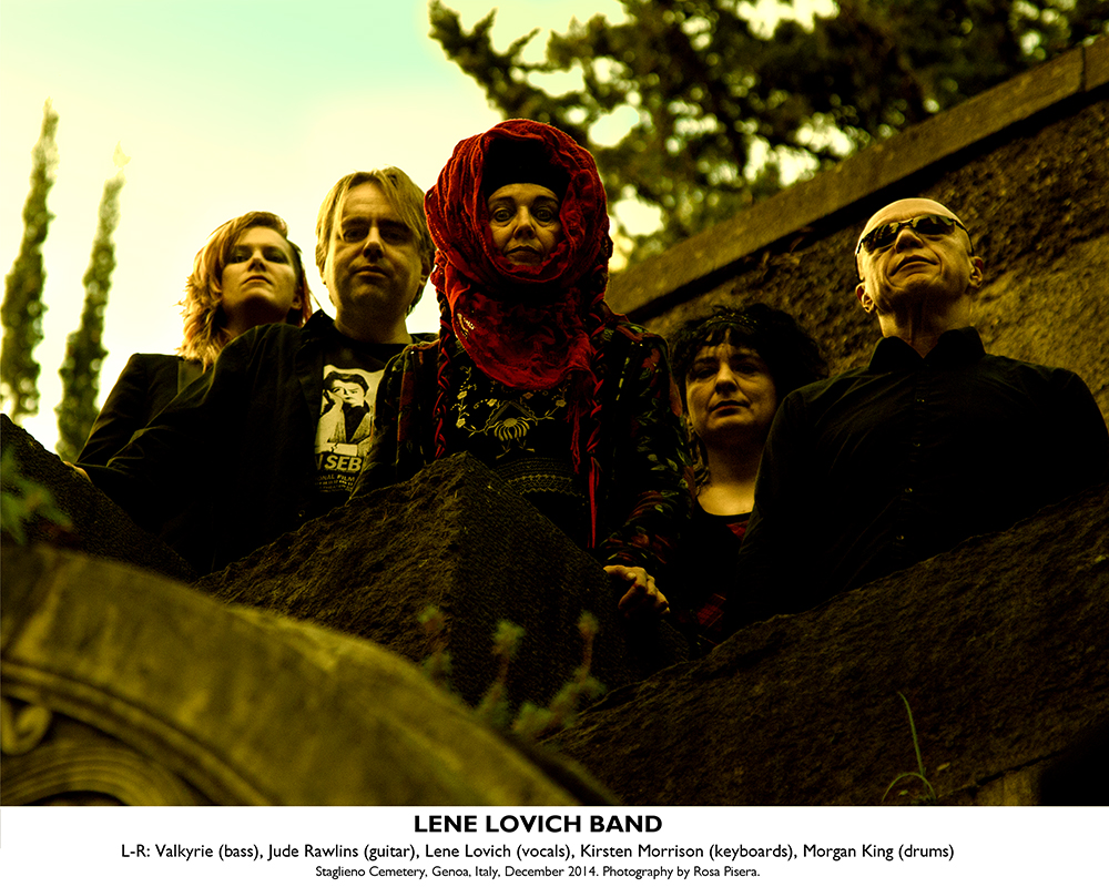 Preview: Lene Lovich Band