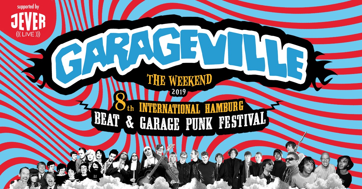 Preview: Garageville - The Weekend - 2019