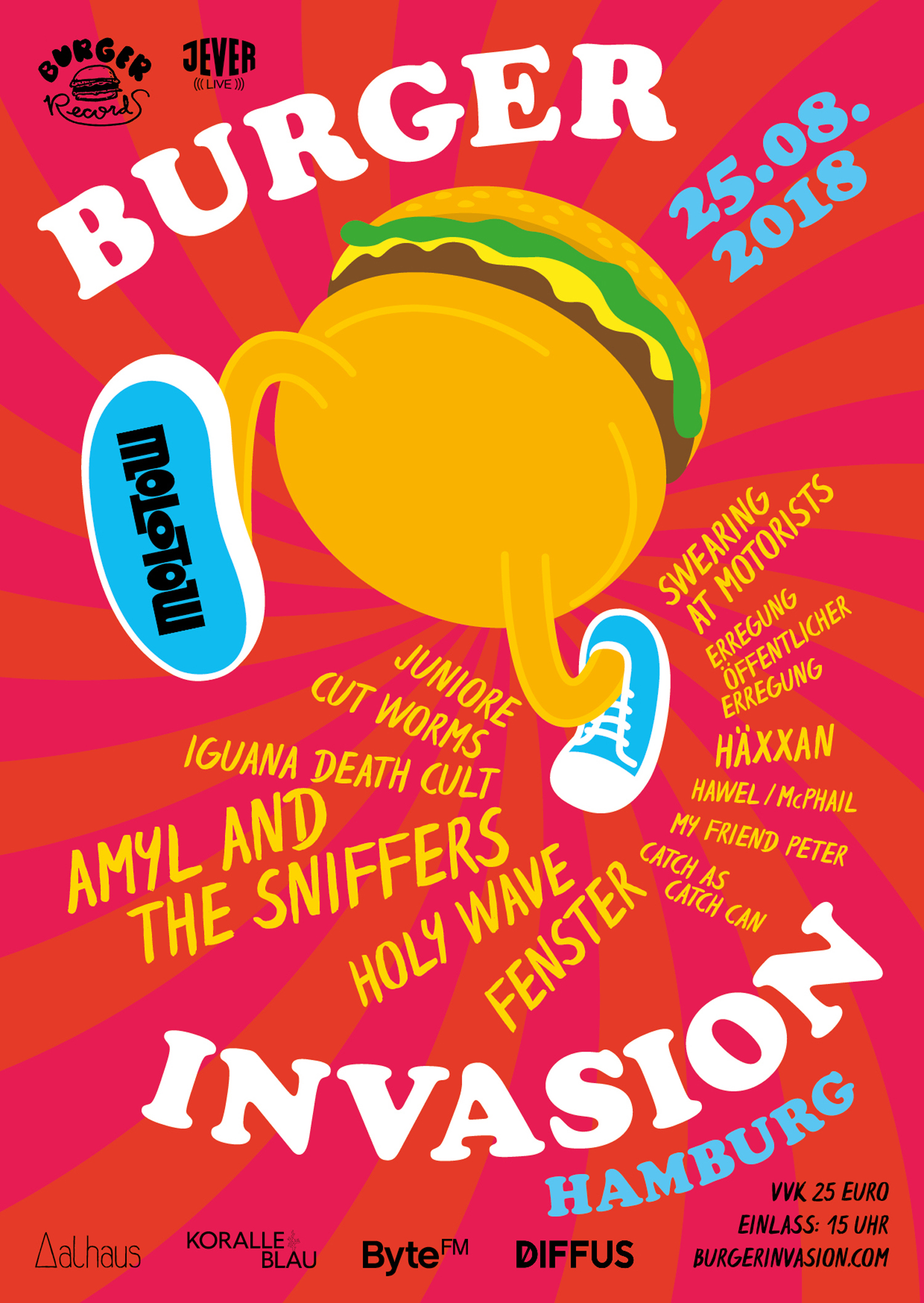 Preview: Burger Invasion