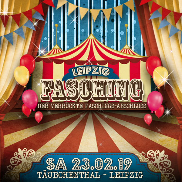 Preview: LEIPZIG feiert FASCHING 2019