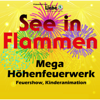 Preview: SEE in Flammen Kelbra- DAS Orginal