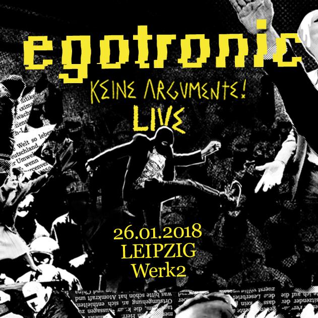 Preview: Egotronic + Bondage Fairies