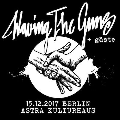 Preview: Waving the Guns I Berlin I Astra