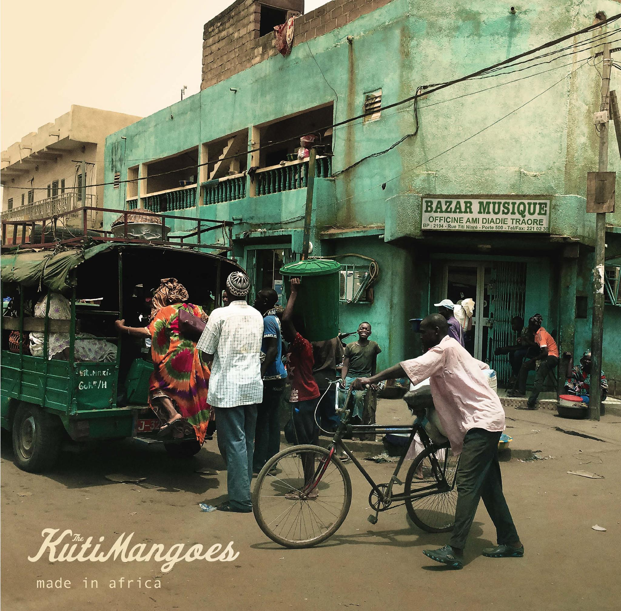 Preview: The KutiMangoes